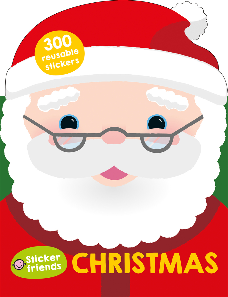 Sticker Friends: Christmas