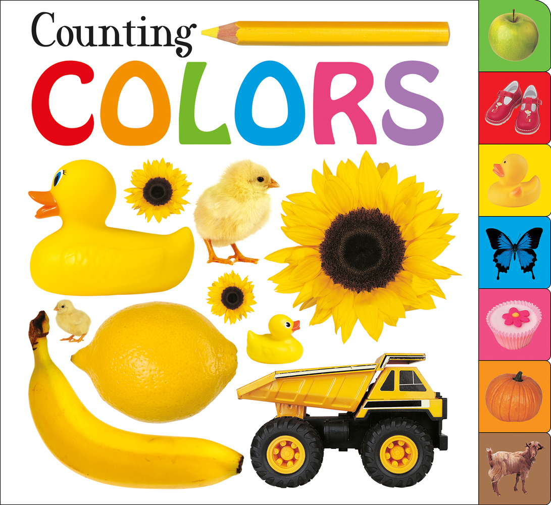 Counting Colors | Roger Priddy | Macmillan