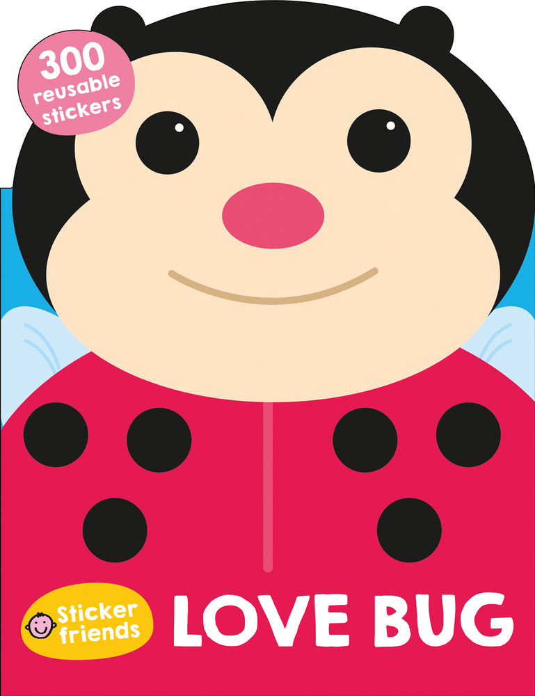 Sticker Friends: Love Bug