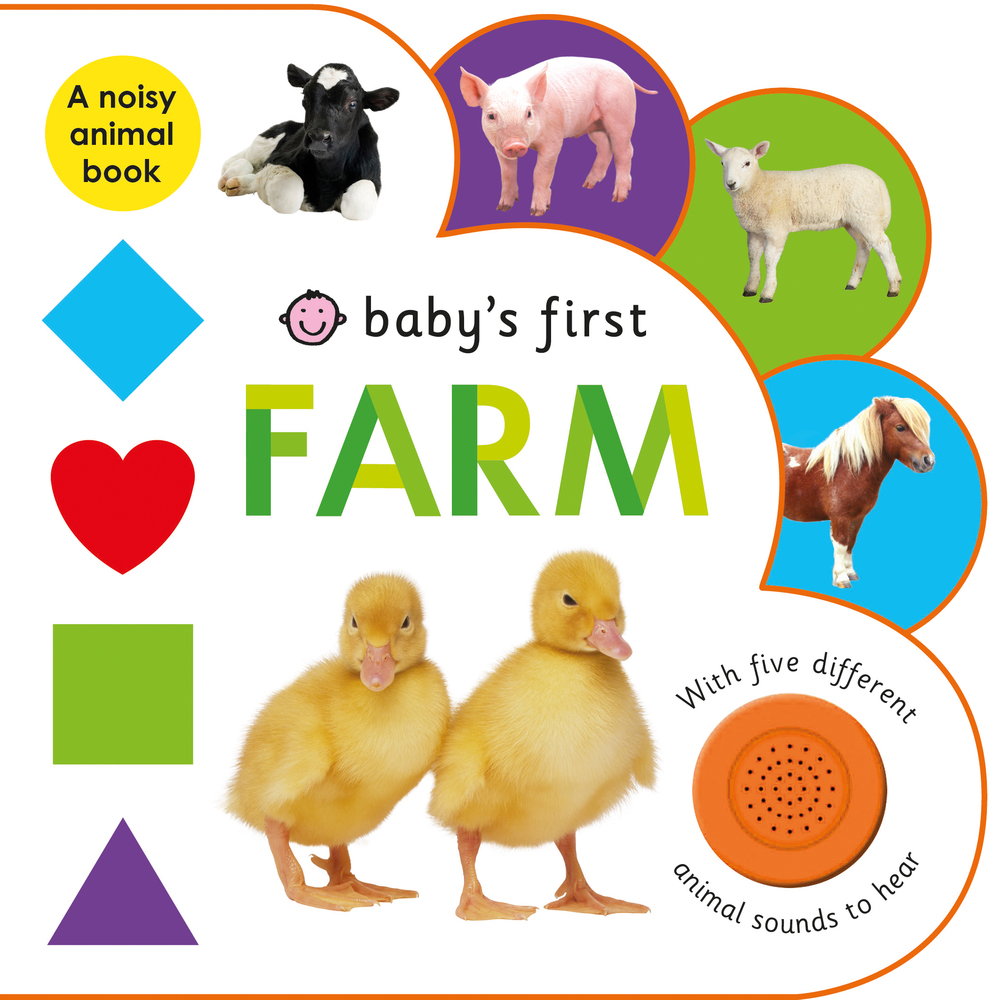 Baby's First Sound Book: Farm