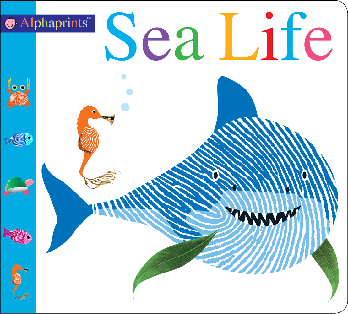 Alphaprints Sea Life