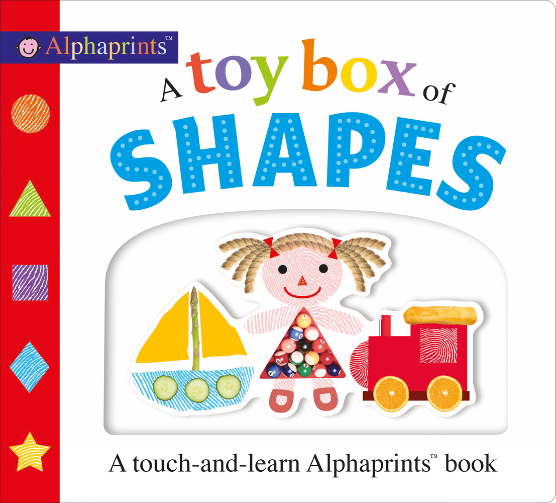 Picture Fit Board Books: A Toy Box of Shapes