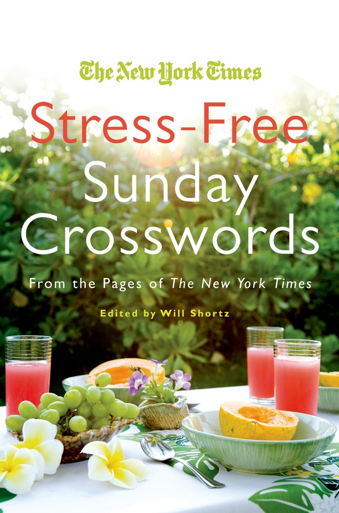 The New York Times Stress-Free Sunday Crosswords
