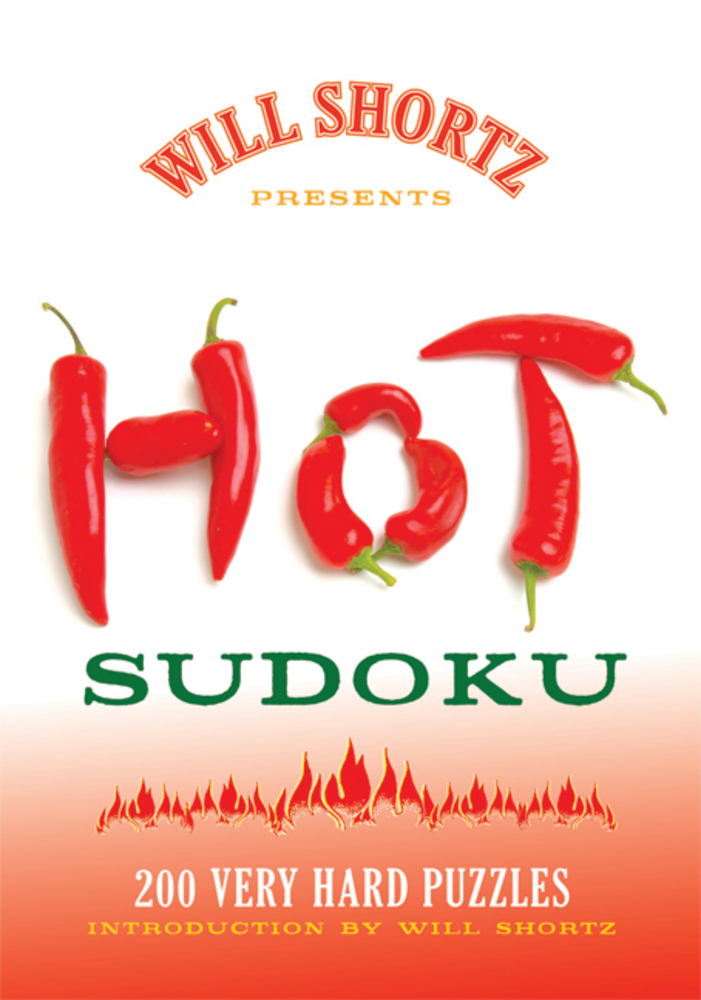 Will Shortz Presents Hot Sudoku