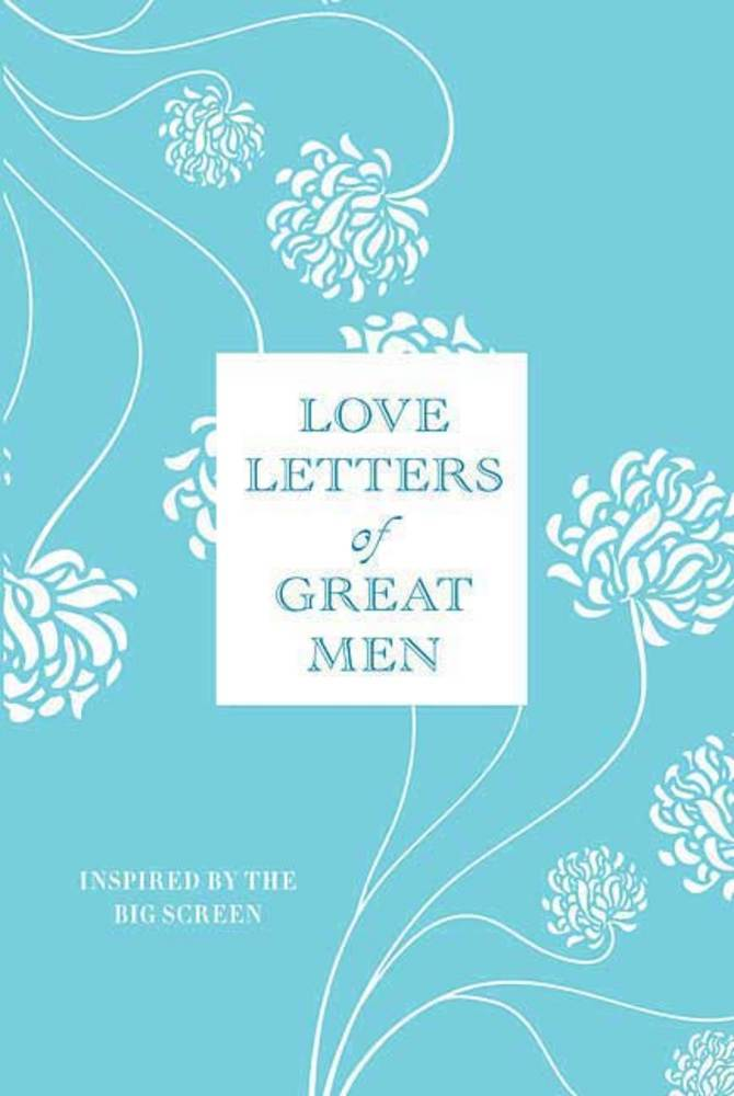 Love letters of great men sex and the city