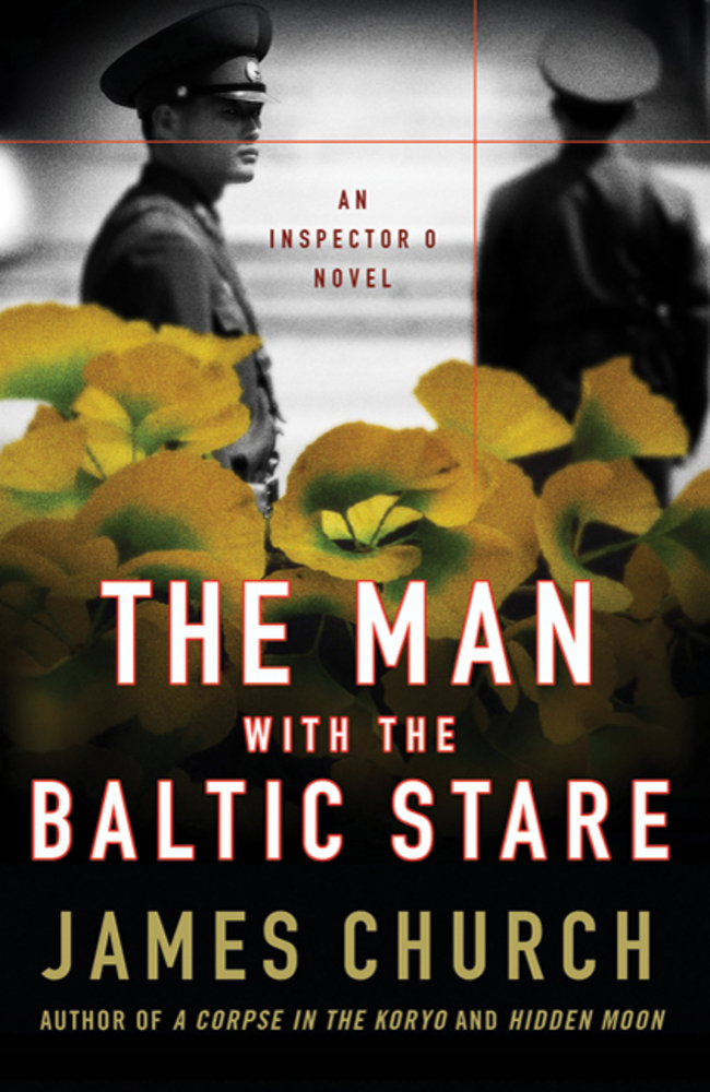 The Man with the Baltic Stare