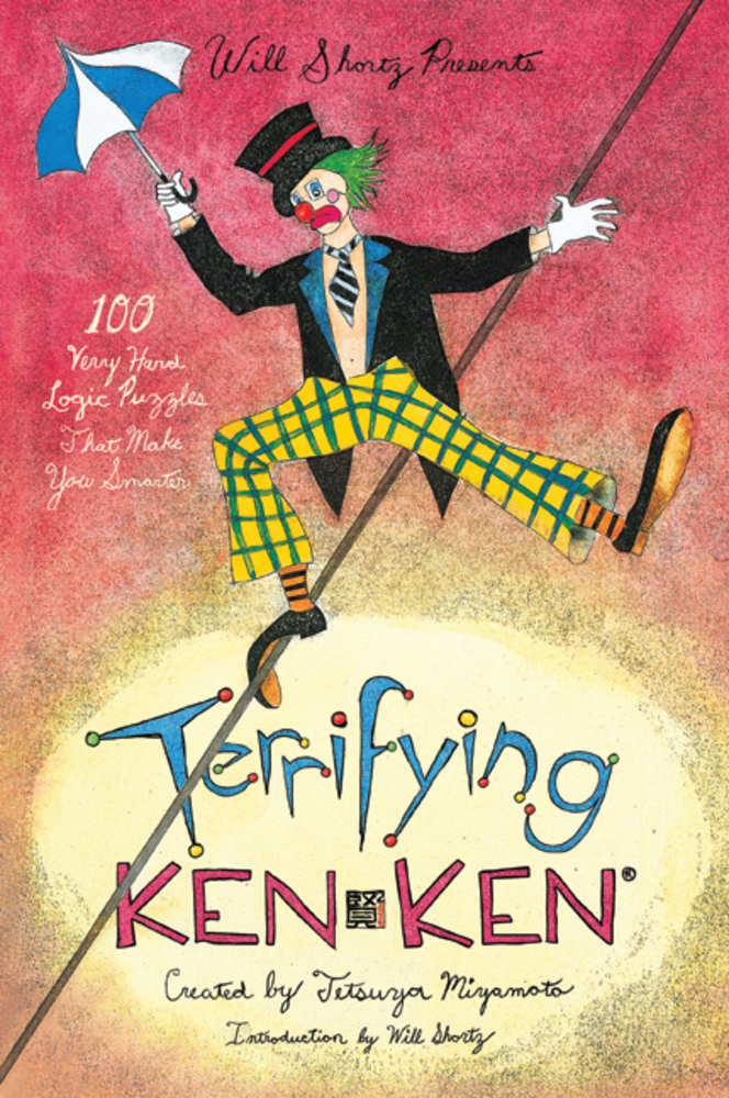 Will Shortz Presents Terrifying KenKen