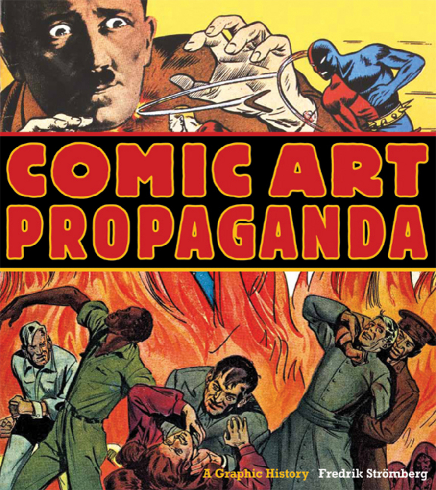 Comic Art Propaganda