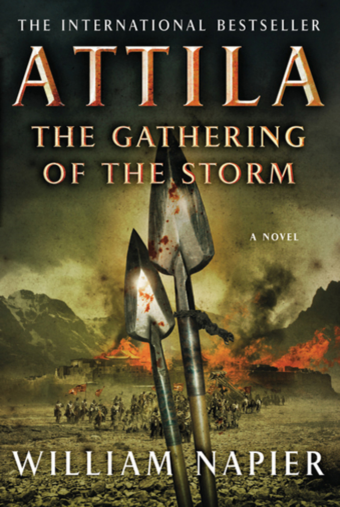 Attila: The Gathering of the Storm
