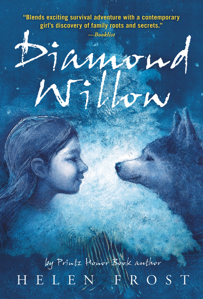 Diamond willow helen frost macmillan for Square fish publishing