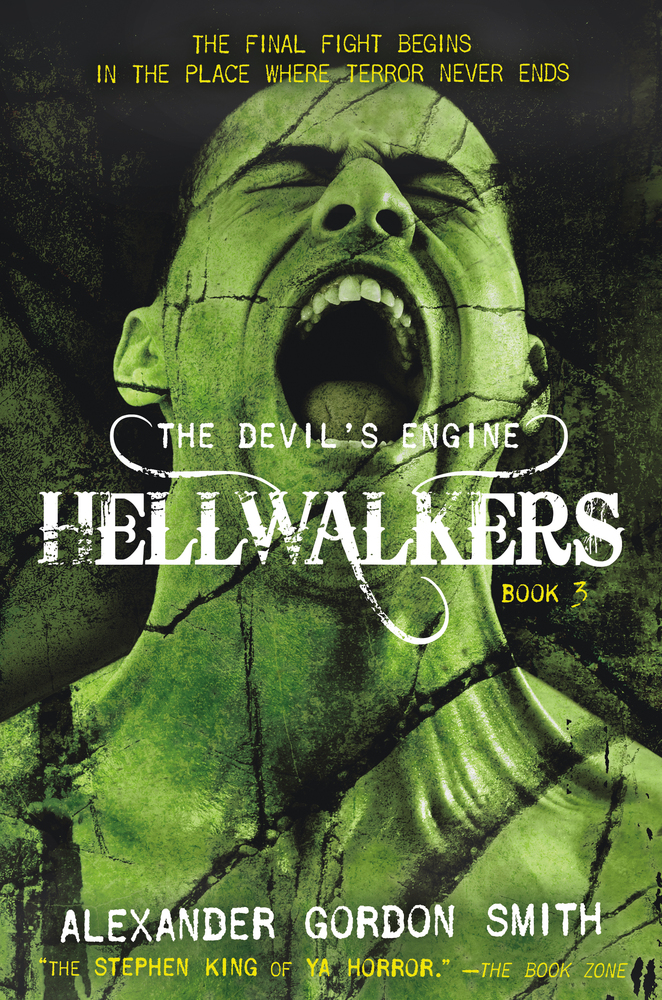The Devil's Engine: Hellwalkers