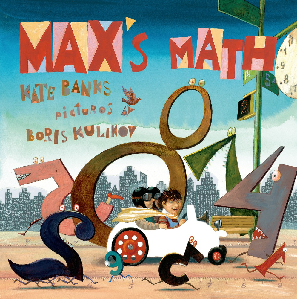 Max\'s Math | Kate Banks | Macmillan