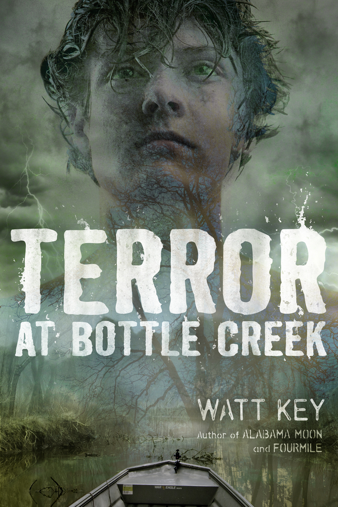 Terror at Bottle Creek by Watt Key