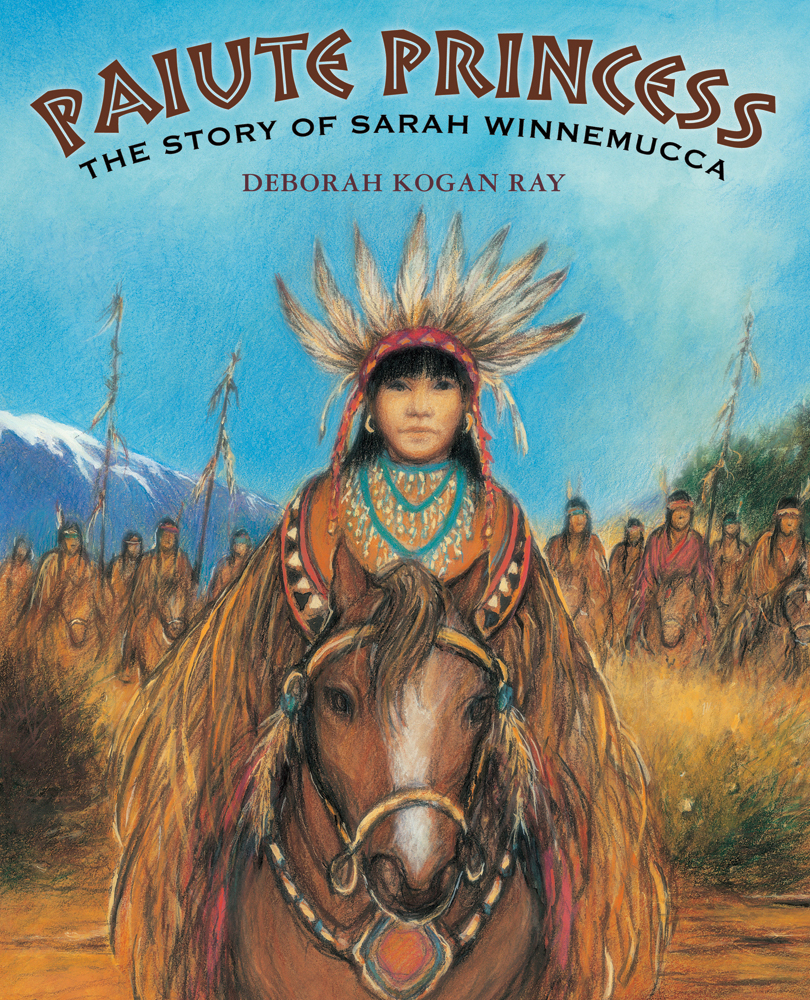 Princess Paiute - book cover