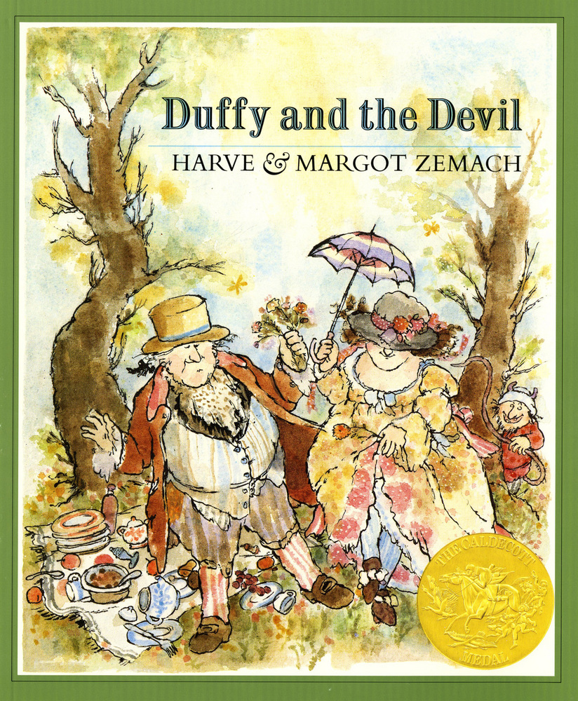 Duffy and the devil harve zemach macmillan for Square fish publishing