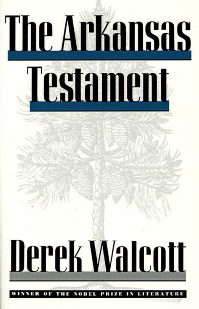 Image result for derek walcott the arkansas testament