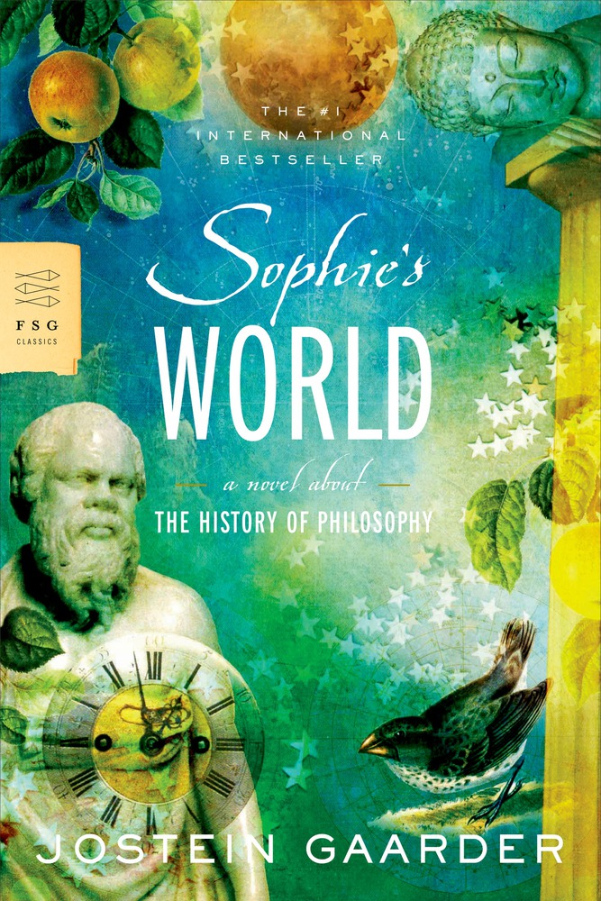 notes on sophies world Sophie's world jostein gaarder table of contents plot overview summary & analysis the garden of eden, the top hat, and the myths the natural.