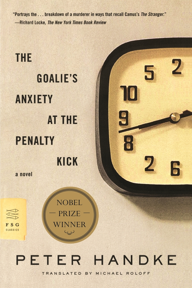 The Goalie's Anxiety at the Penalty Kick