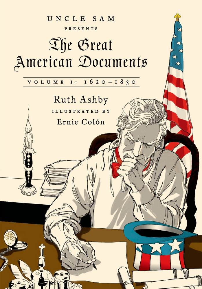 The Great American Documents: Volume 1