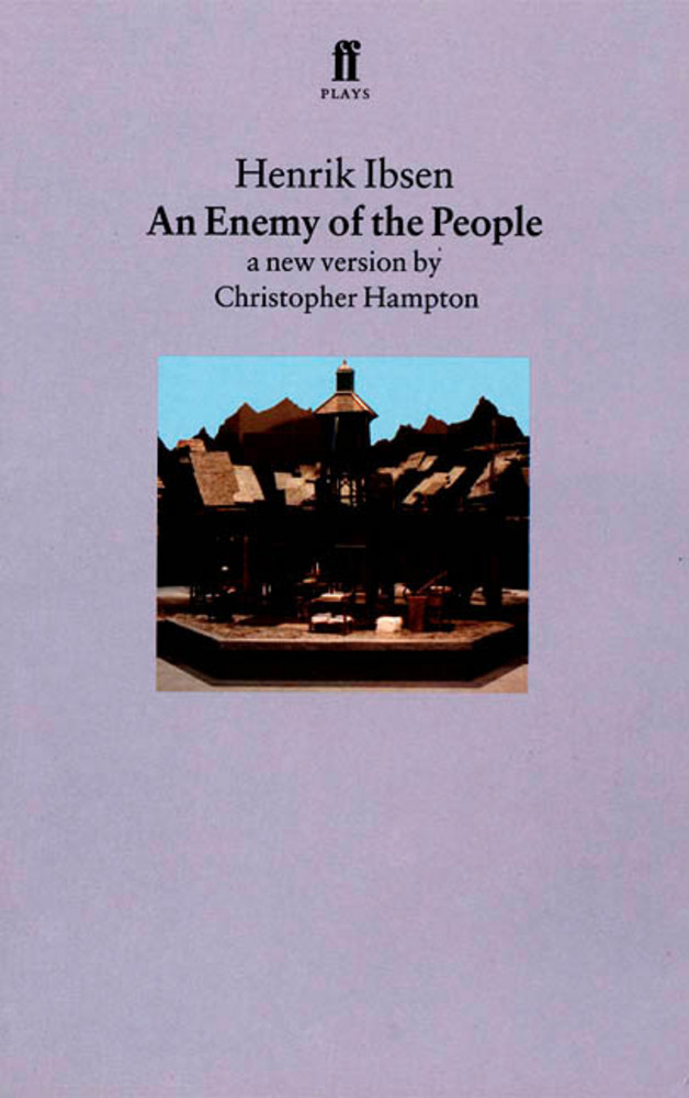 an analysis of moral convictions in an enemy of the people by henrik ibsen An enemy of the people (original norwegian title: en folkefiende) is an 1882 play by norwegian playwright henrik ibsen ibsen wrote it in response to the.