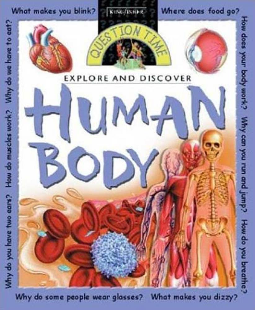 Explore and Discover: Human Body