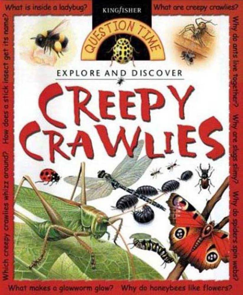 Question Time: Creepy Crawlies