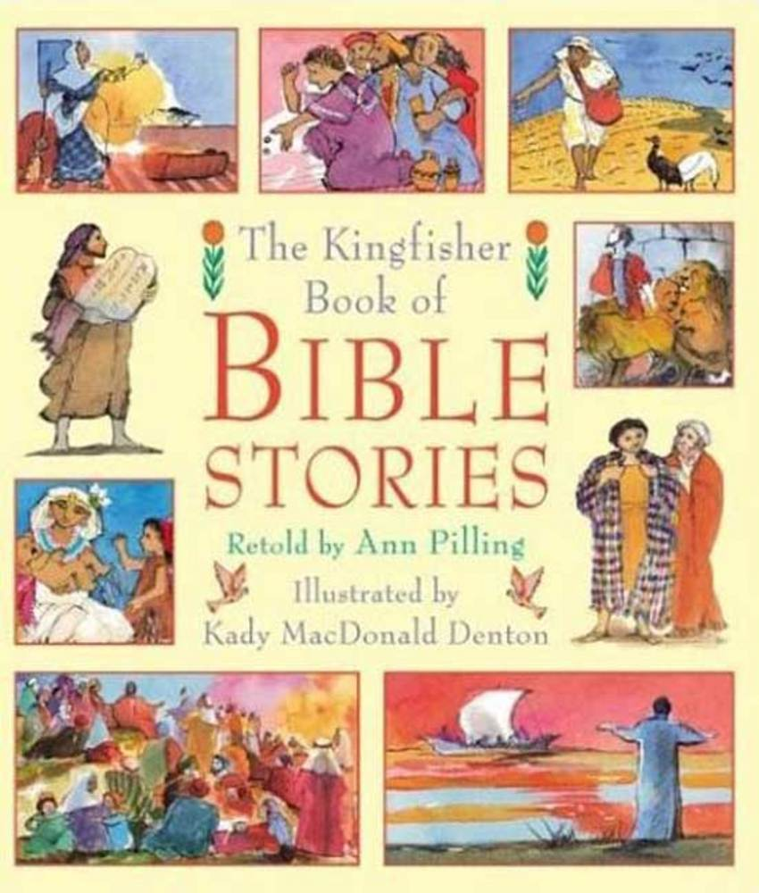 The Kingfisher Book of Bible Stories
