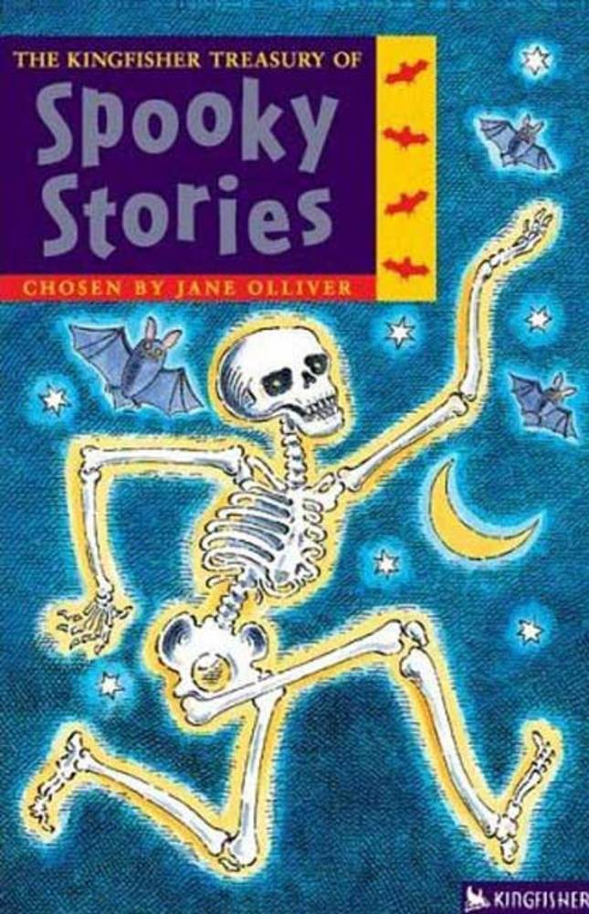 The Kingfisher Treasury of Spooky Stories