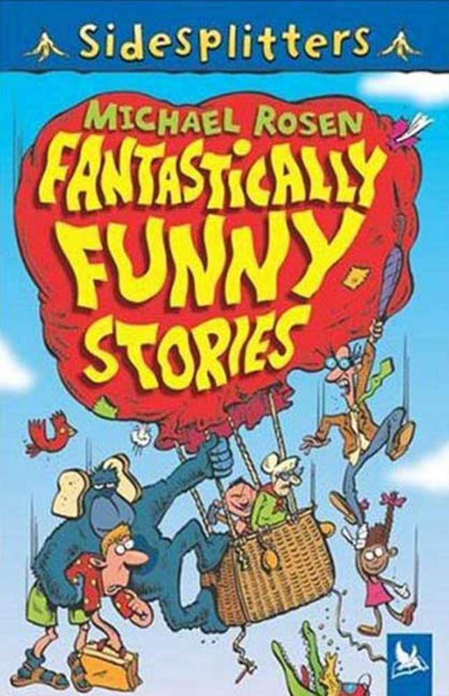 SideSplitters Fantastically Funny Stories