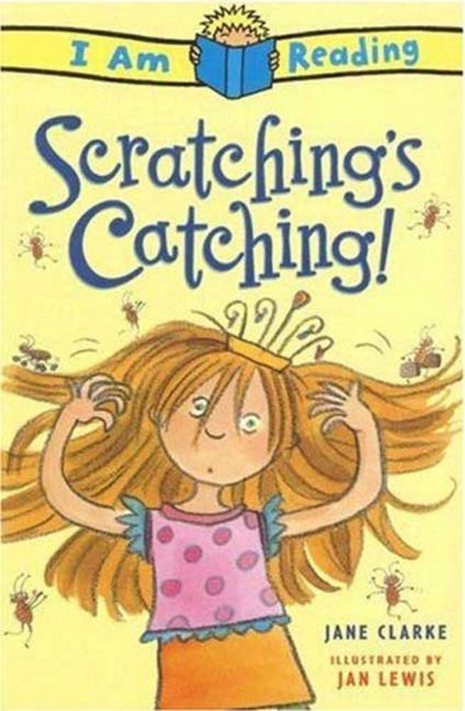 I Am Reading: Scratching's Catching!