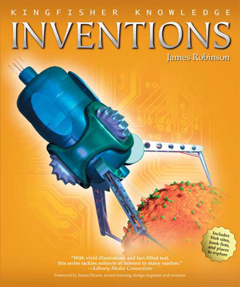 Kingfisher Knowledge: Inventions