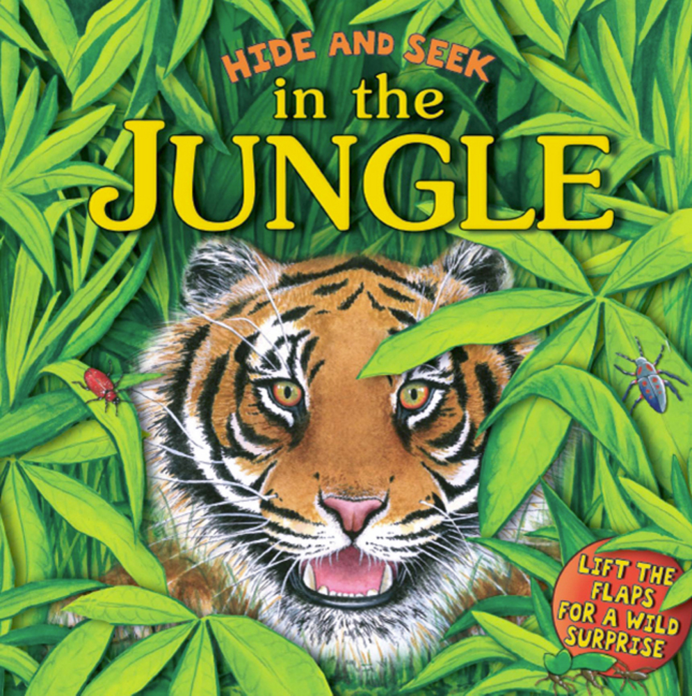 Hide and Seek: In the Jungle