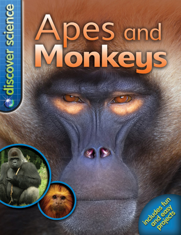 Discover Science: Apes and Monkeys