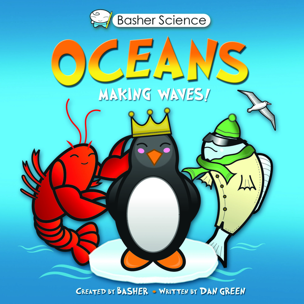 Basher Science Oceans Simon Basher Macmillan