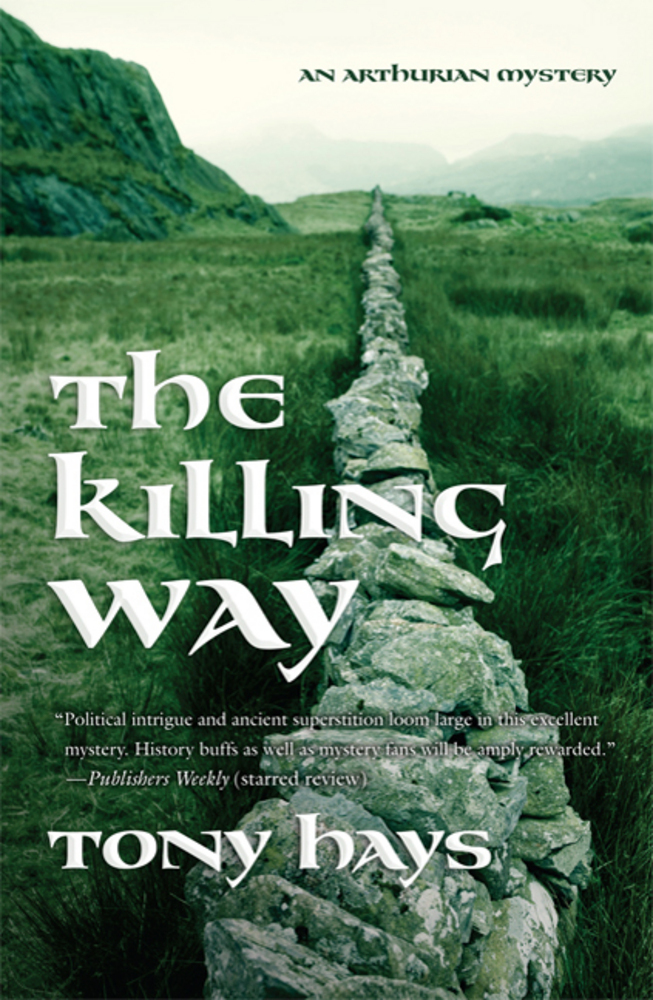 THE KILLING WAY Tony Hays SIGNED 1st Edition 1st Printing 2009 Mystery Hardcover