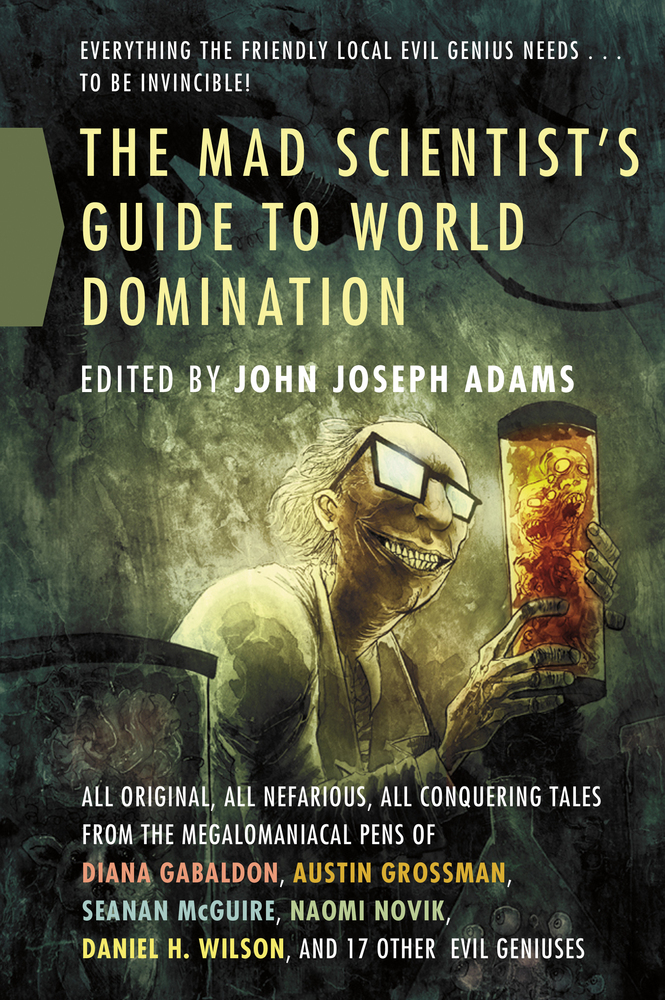 Geek guide to world domination