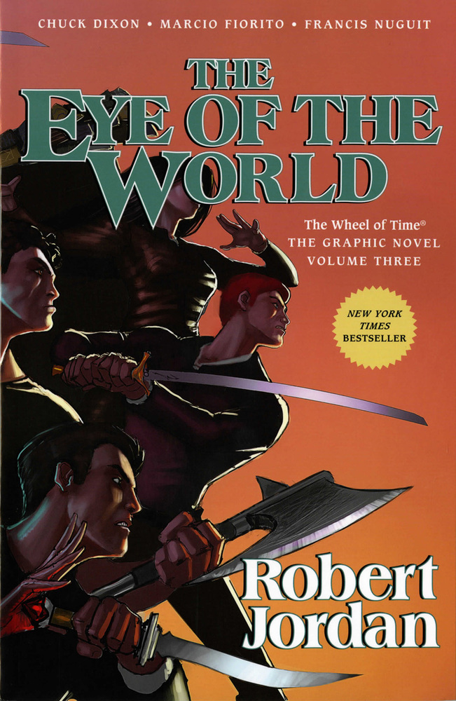 The eye of the world the graphic novel volume three robert the eye of the world the graphic novel volume three gumiabroncs Choice Image