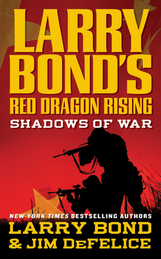 Larry Bond S Red Dragon Rising Shadows Of War