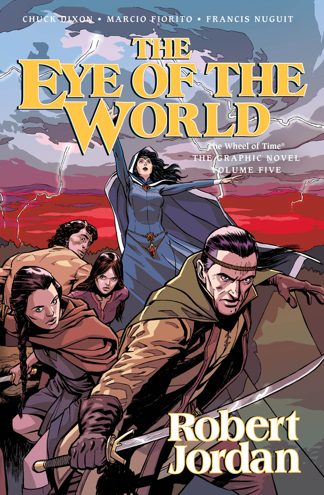 The eye of the world the graphic novel volume five robert the eye of the world the graphic novel volume five gumiabroncs Choice Image