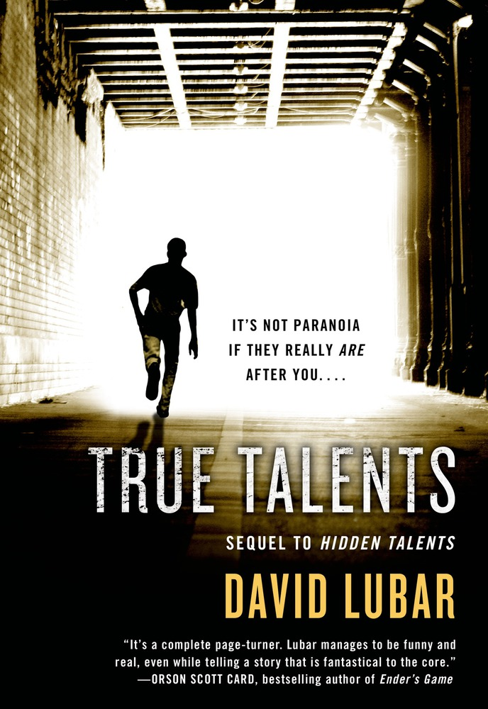 hidden talents david lubar pdf
