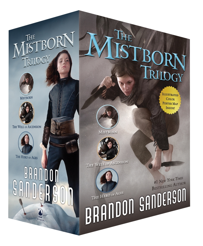 Mistborn Trilogy TPB Boxed Set