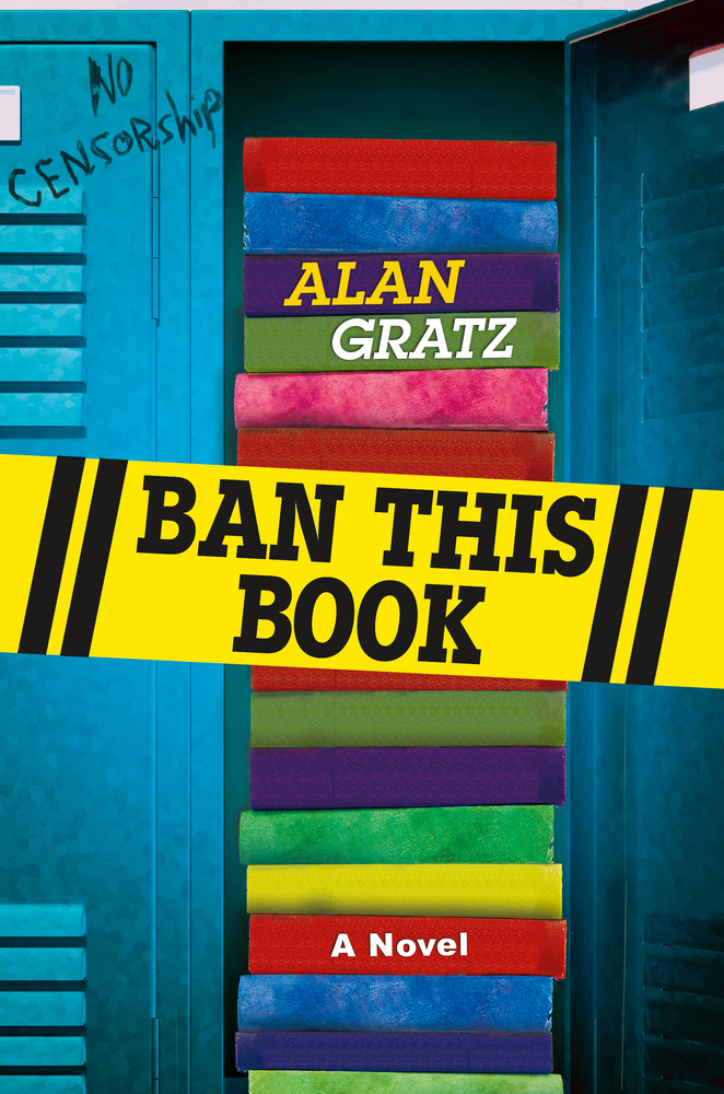 Ban This Book (Ages 8-12)