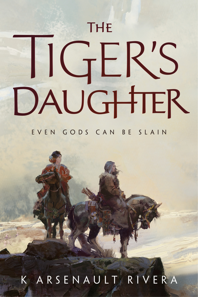 The Tiger's Daughter by K Arsenault Rivera