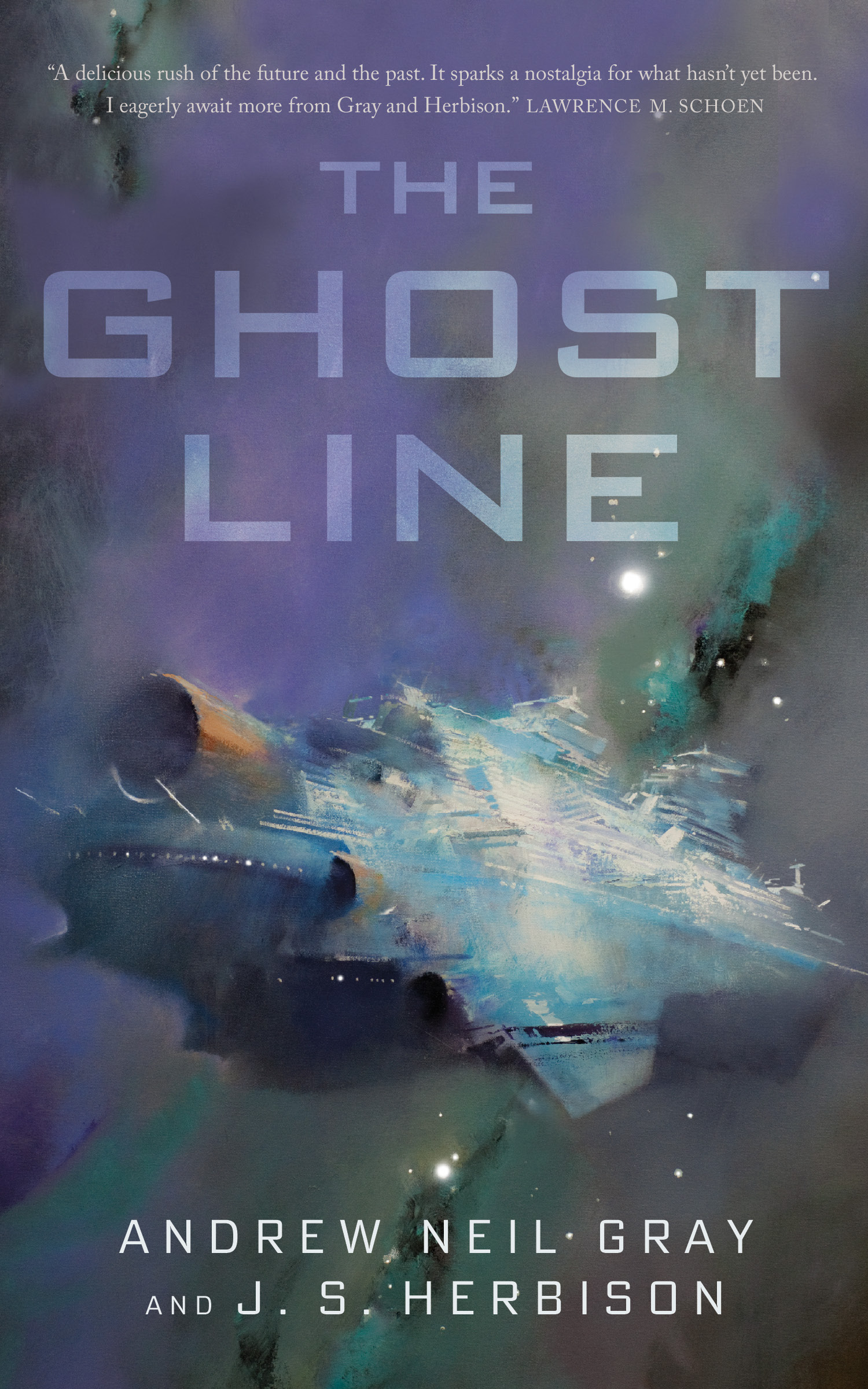 The Ghost Line by Andrew Neil Gray and J. S. Herbison
