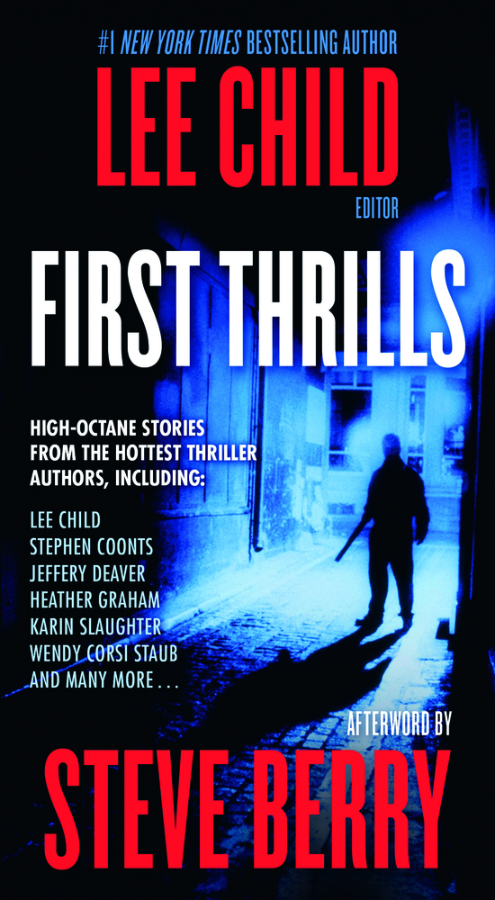 First Thrills International Thriller Writers Macmillan
