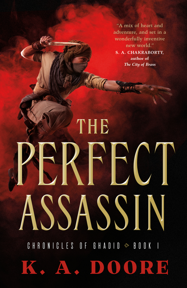 The Perfect Assassin by K. A. Doore