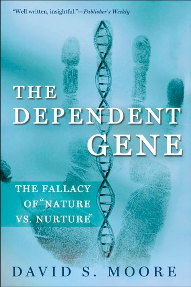 Books On Nature Vs Nurture Debate