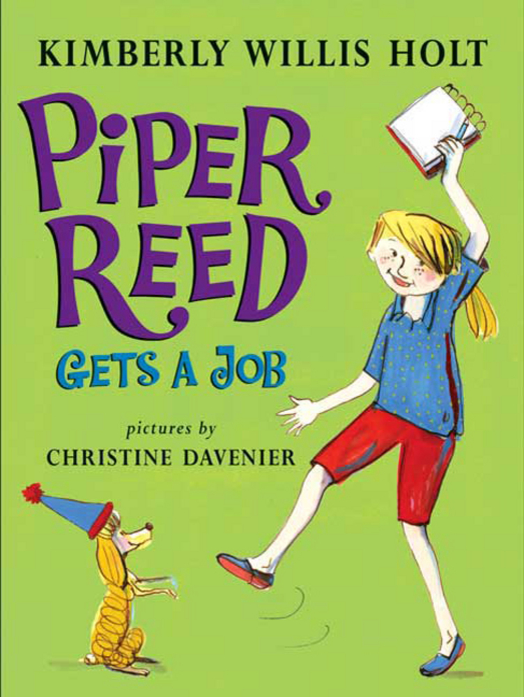 Piper Reed Gets a Job