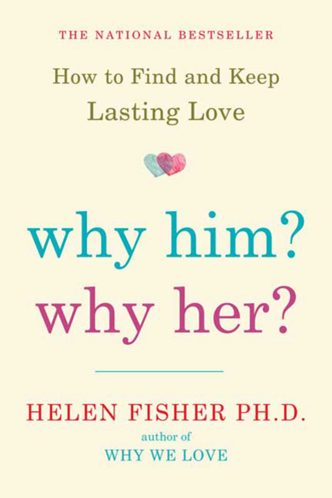 Why Him? Why Her? | Helen Fisher | Macmillan