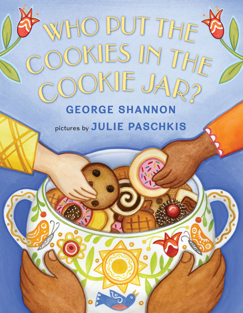 Who Stole The Cookie From The Cookie Jar Book Stunning Who Put The Cookies In The Cookie Jar George Shannon Macmillan